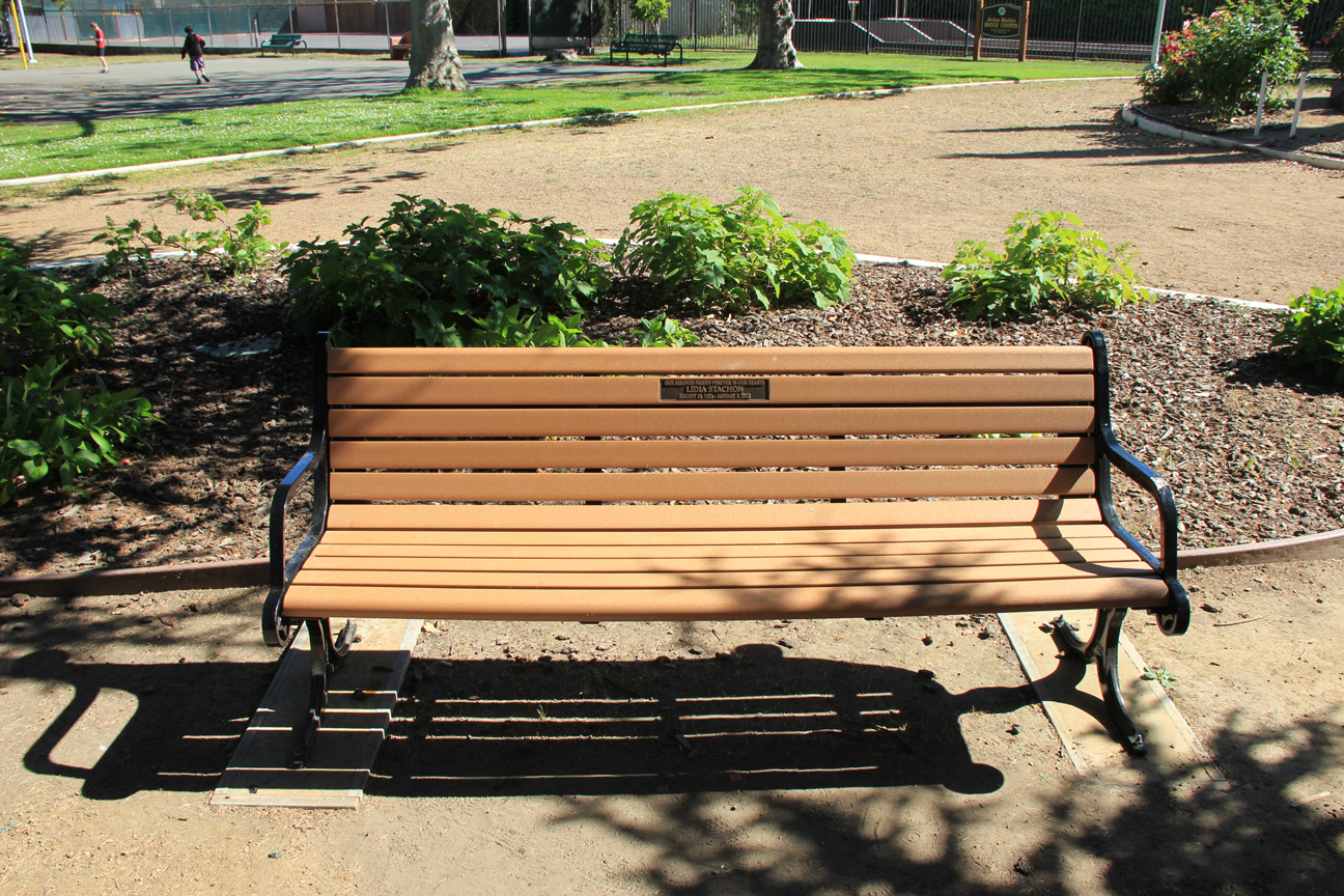 Alameda California Memorial Benches Alamedainfo