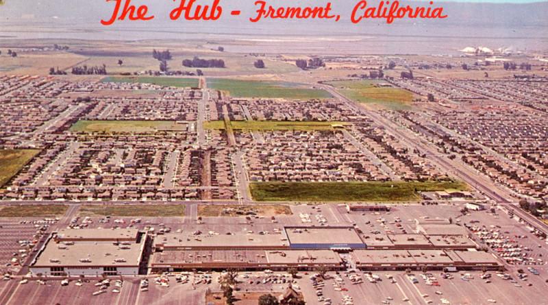 The Hub Shopping Center, Fremont, California