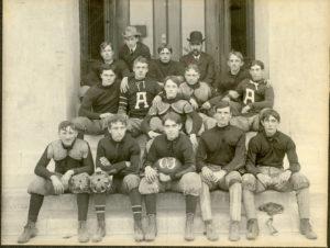 Alameda High School Football Team 1903