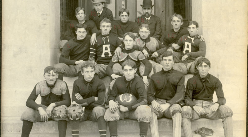 Alameda High School Football Team 1903