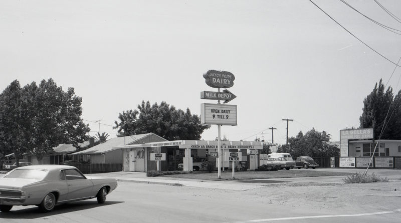 Dutch Pride Dairy, Milk Depot, 577 Manor Blvd., San Leandro, California