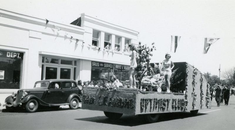 San Leandro Parade, July 04, 1947