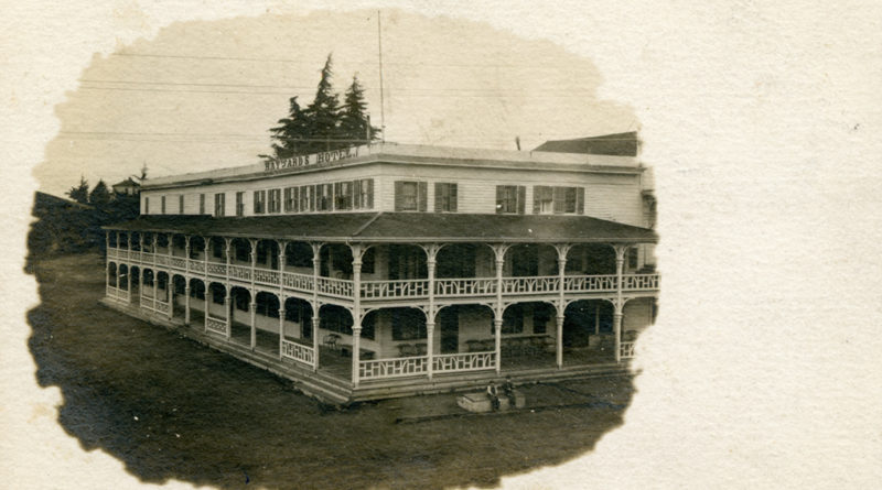 Hawards Hotel, Hayward, California