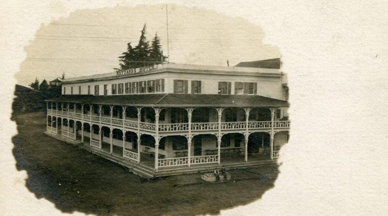 Hawards Hotel, Hayward, California