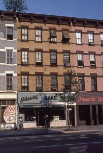 Glaser's Bake Shop, 1670 1st Avenue, NYC, August 1985