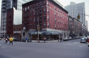 2nd Ave. and E. 92nd St., Jan. 1989