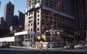 2nd Ave. and E. 96th St., NYC, Normandie Court under construction, , January 1986