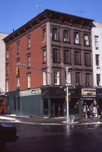 Fitzpatrick's Bar and Grill, 2nd Ave. and E. 85th St., NYC, February 1985