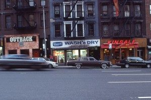3rd Ave., between E. 93rd St. and E. 94th St., NYC, February 1989