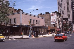 Chemical Bank at E. 86th St and York Ave, NYC, July 1985