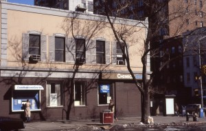 Chemical Bank at E. 86th St. and York Ave., Feb. 1985