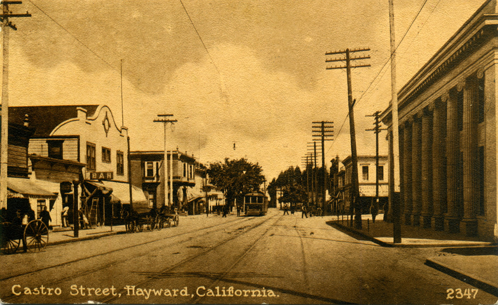 Hayward California Old Postcards Photos And Other