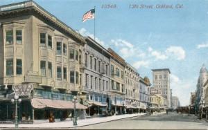 13th Street, Oakland, Cal.