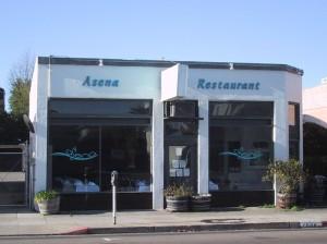 Asena Restaurant, 2508 Santa Clara Ave., Alameda, California