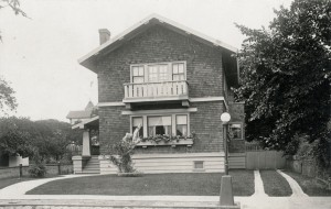 916 Paru St., Alameda, California, mailed 1916