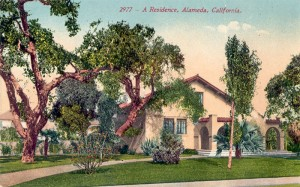 A Residence in Alameda, California