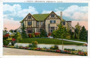 A Pretty Residence, Piedmont, California
