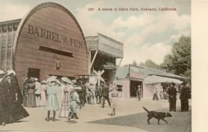 A Scene in Idora Park, Oakland, California