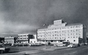 Alameda Hospital, Clinton Ave. and Willow St., Alameda, California