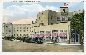 Alameda Hotel California
