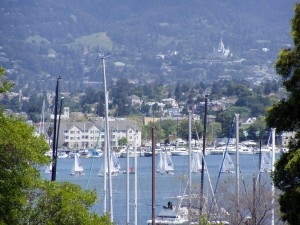 View from Marina Village April 17 2005