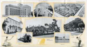 Alameda, California, City of Beaches, brochure circa 1925