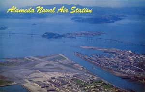 Alameda Naval Air Station, Alameda, California