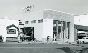 Albany, California circa 1940s, The Mechanics Bank