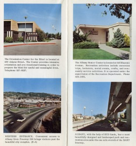 Albany, California, by Albany Chamber of Commerce, 1972