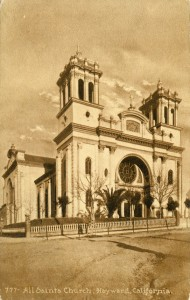 All Saints Church, Hayward, California