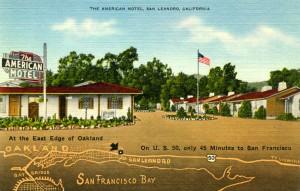 American Motel, San Leandro, California