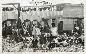 Good Times, Among the Bathers, Alameda Beach, Alameda, California