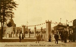 Amphitheatre - Idora Park - Oakland, Cal.