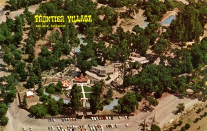 An Aerial View, Frontier Village, San Jose, California