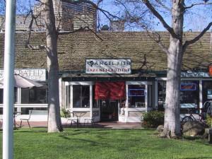 Agel Fish Japanese Restaurant, 883 Island Dr., Alameda, California