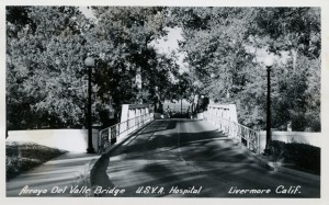 Arroyo Del Valle Bridge, U.S.V.A. Hospital, Livermore, California