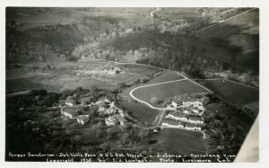 Arroyo Sanitorium, Del Valle Farm and U.S. veteran Hospital, Livermore, California 1925