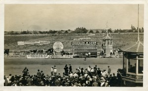 Automobile Race Track, Livermore, California