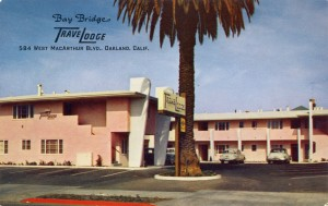 TraveLodge, Bay Bridge, 584 West MacArthur Blvd., Oakland, Calif.