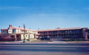 Bel Air Motel, 1330 University Ave., Berkeley, California