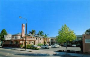 Bel Air Motel, 1330 University Avenue, Berkeley, California