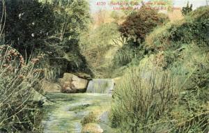 Water Falls, University Creek, Co Ed Canyon, University of California, Berkeley