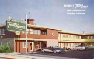 TraveLodge, 1820 University Ave., Berkeley, California