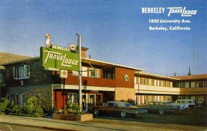 TraveLodge, 1820 University Ave., Berkeley, California