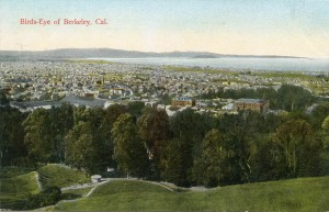 Birds-Eye of Berkeley, Cal.