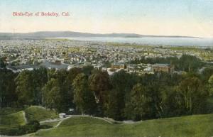 Birds-Eye of Berkeley, Cal.