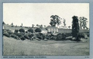 Bret Harte School, Hayward, California