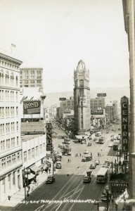 Broadway and Telegraph, Oakland, Cal.