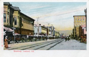 Broadway. Oakland, Cal.