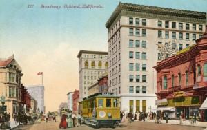 Broadway, Oakland, California